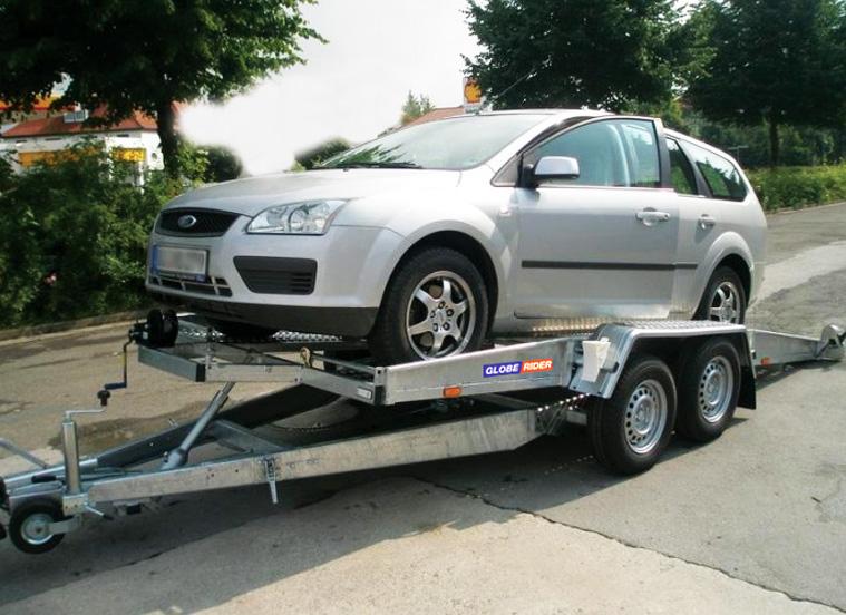 Remorque - Escape-2500-voiture