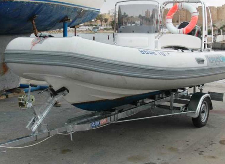 Remorque - OCEAN-750